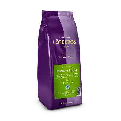 Kohvioad LÖFBERGS Professionell Medium RA, 1 kg
