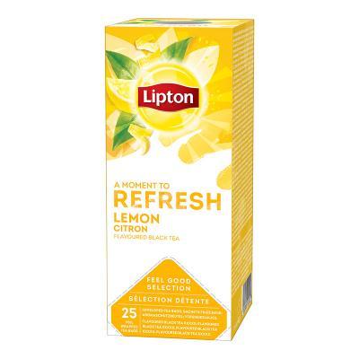 Tee Lipton sidruni, 25 x 1.6g