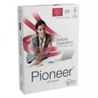 Koopiapaber Pioneer A4  80g/m2, 500 lehte